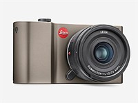 The Leica TL is an upgraded Leica T mirrorless camera