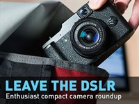2014 Enthusiast Compact Camera Roundup