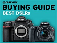 DPReview Buying Guide: Best DSLRs