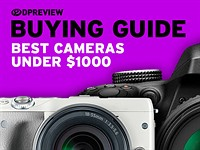 The Fujifilm X-S10 is one of the best cameras under $1000