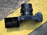 Hands-on with the Sony ZV-E10