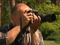 Photography proves therapeutic for war veterans