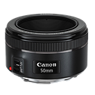 Canon announces EF 50mm F1.8 STM lens