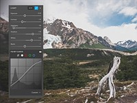 Major Update: Adobe adds tone curve, split toning and more to Lightroom CC