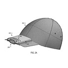 Google patent details a hat with a wearable camera and bone conduction speaker