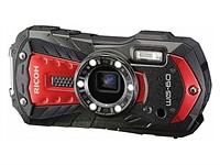 Ricoh WG-60 rugged camera adds FlashAir card compatibility