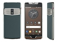 The Vertu Constellation is a luxury smartphone with high-end specs, for a change