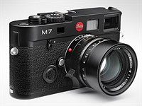 Leica M7 film camera comes to an end