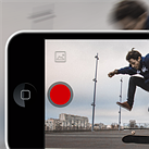 Steady App captures stabilized video on the iPhone
