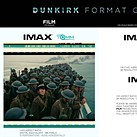 Chances are you'll never see Dunkirk the way Christopher Nolan intended