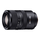 Not dead yet: Sony announces three A-mount lenses