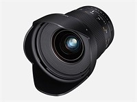 Samyang introduces full-frame 20mm F1.8 ED AS UMC