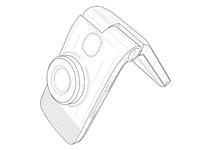 Google awarded patent for folding handheld camera design