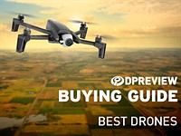 Updated: DPReview 2021 drone buying guide
