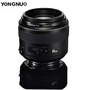 Yongnuo YN 85mm F1.8 lens now available