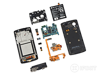 iFixit tears down the Nexus 5