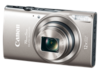 Canon rolls out trio of inexpensive 20MP PowerShot ELPHs