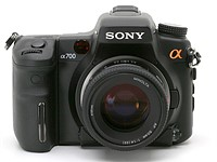 Throwback Thursday: Alpha A700, Sony's first high-end DSLR