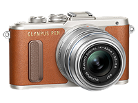 Olympus announces PEN E-PL8 entry-level mirrorless