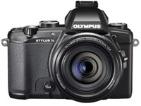 Olympus Stylus 1s camera announced in Japan