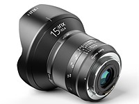 TH Swiss releases pricing for its Irix 15mm F2.4 manual focus lenses