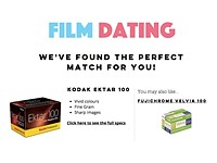 'Film Dating' online quiz offers film recommendations based on your tastes