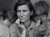 Video: The making of Dorothea Lange's iconic 'Migrant Mother' photograph