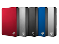 Seagate 5TB Backup Plus Portable is 'world's largest capacity' mobile storage drive
