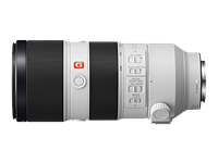Sony delays 70-200mm GM lens until September