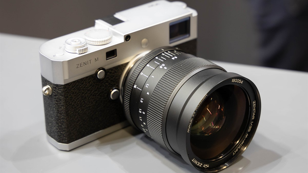 Photokina 2018 Zenit And Leica Collaborate On New M Digital Photography Review