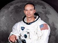 Michael Collins,'历史上最孤独的人'和阿波罗11架宇航员在90年死亡