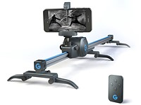 Grip Gear introduces Movie Maker, a tiny slider for smartphones and action cams