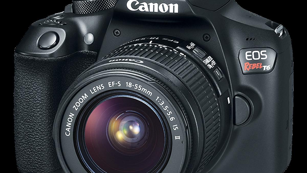 Canon announces budget-friendly EOS Rebel T6 (1300D): Digital