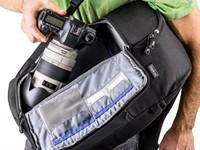 Think Tank Photo launches Trifecta 10 DSLR and Trifecta 8 Mirrorless backpacks