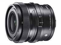 Sigma introduces 24mm F3.5, 35mm F2 and 65mm F2 lenses for E and L mounts