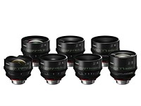 Canon launches its Sumire Prime collection with seven PL-mount cinema lenses