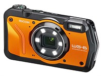 Ricoh announces rugged WG-6 and industrial-strength G900 cameras