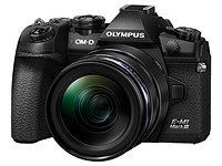 Olympus OM-D E-M1 Mark III brings improved stabilization plus Live ND and hand-held high res