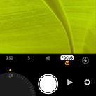 More manual control on iOS with Manual Cam