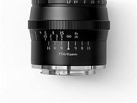 TTartisan为Leica L和Nikon Z Mount Camera Systems发布其$ 98 50mm F1.2 APS-C镜头