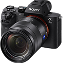 Sony announces Alpha 7 II full-frame mirrorless camera with 5-axis IS