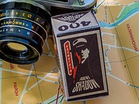 Kosmo Foto launches Kickstarter for a noir-inspired 35mm 400 ISO black-and-white film stock