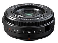 Fujifilm adds updated 27mm F2.8, new 70-300 F4-5.6 to X-mount lineup