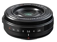 Fujifilm添加更新的27mm f2.8,新的70-300 f4-5.6到X安装阵容