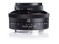 Meyer Optik launches Kickstarter campaign to fund third Trioplan lens – the 35+