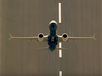This video of Boeing's new planes has nothing to do with photography but we're posting it anyway because it's cool