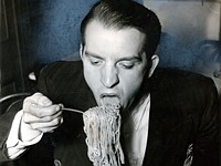 Now that's a bowl of spaghetti: food photos through the years