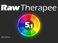 RawTherapee 5.1 released