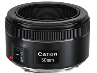 Canon announces EF 50mm F1.8 STM lens