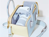 Canon UK introduces limited edition Stella McCartney bag with white EOS 100D